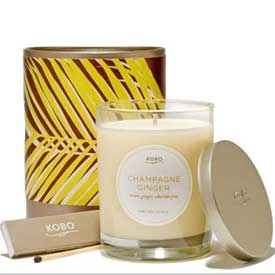 Champagne Ginger Soy Candle