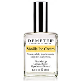 Vanilla Ice Cream Cologne
